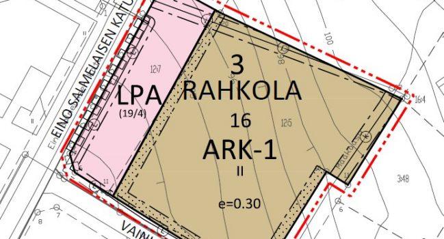 Kaavoituksen puitesopimus Ikaalisten ja Parkanon kaupunkien sekä Hämeenkyrön kunnnan kanssa